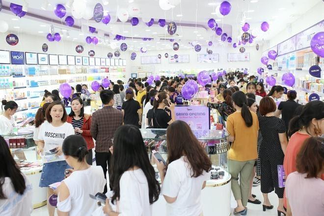 Top 10 cửa hàng mỹ phẩm ở TPHCM uy tín nhất